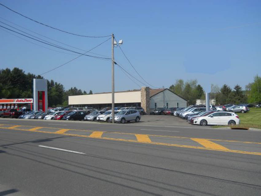 3845 West Road, Cortlandville