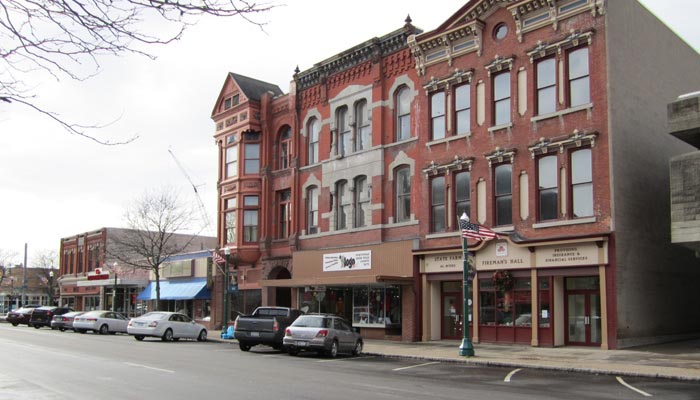 cortland-business-building-downtown Job Application Form Powers on blank generic, free generic, part time,